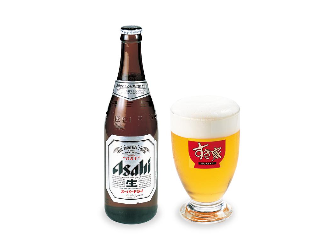 ビール(中瓶)