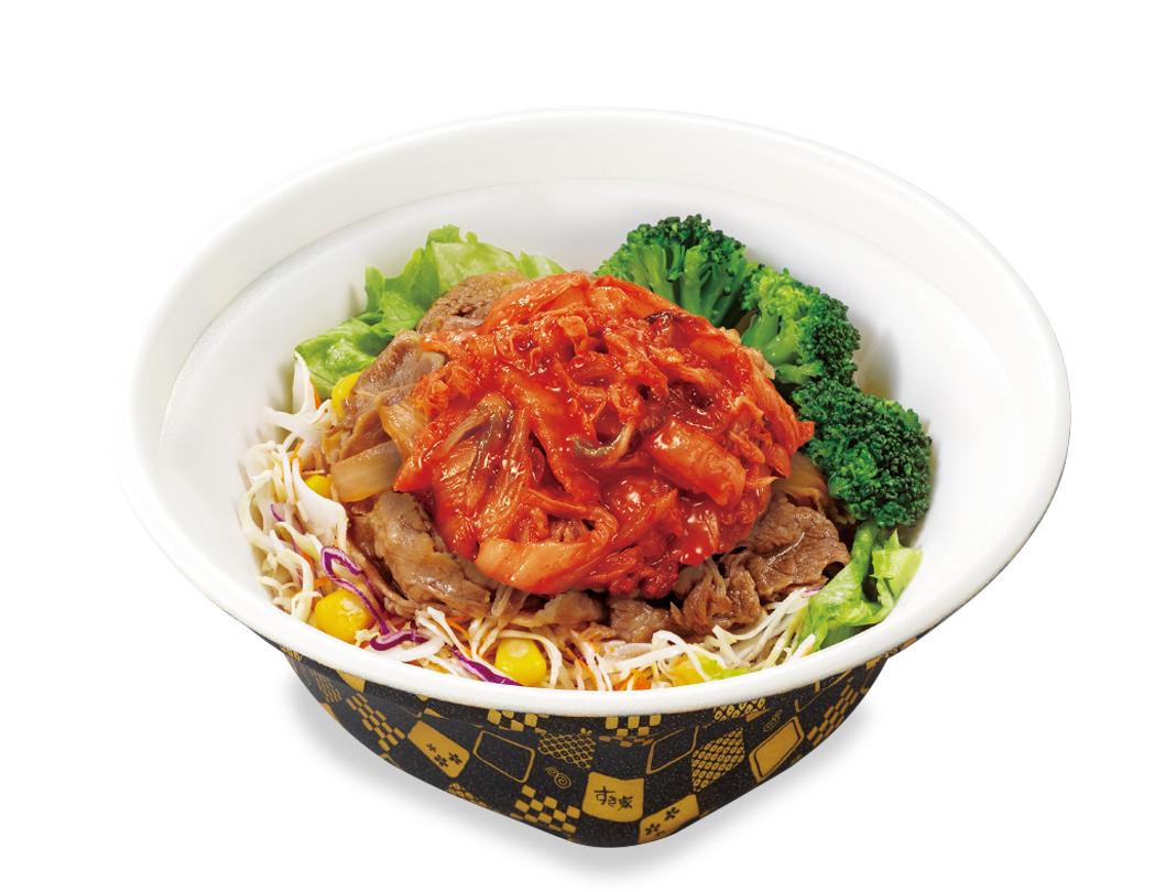 キムチ牛丼ライト